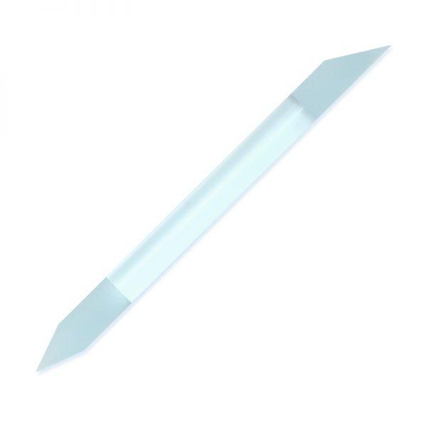 Glass cuticle pusher